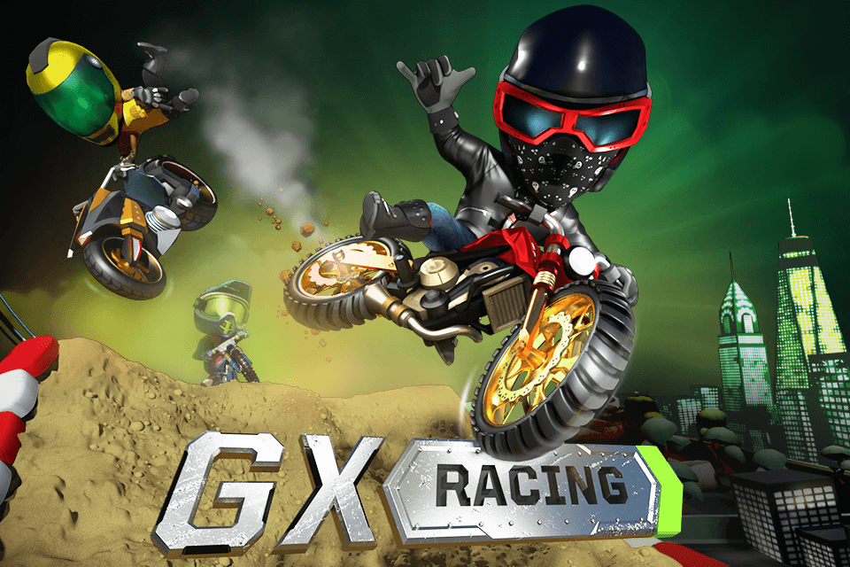 GX Racing- screenshot