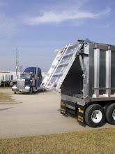 Photo: Optional high lift tailgate