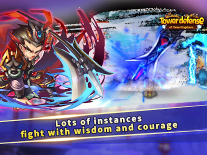Tower defense of Three Kingdoms for PC-Windows 7,8,10 and Mac apk screenshot 9
