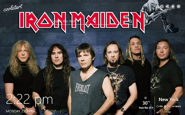 Iron Maiden HD Wallpapers Heavy Metal Theme
