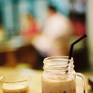 Vegan Low Sugar Café Mocha.