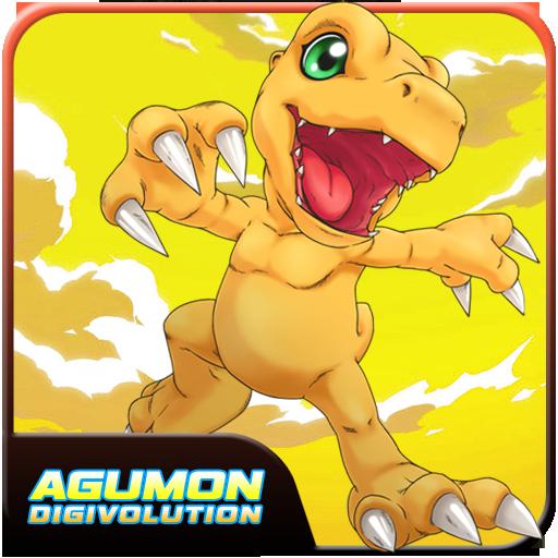Super Agumon Digivolution Battle