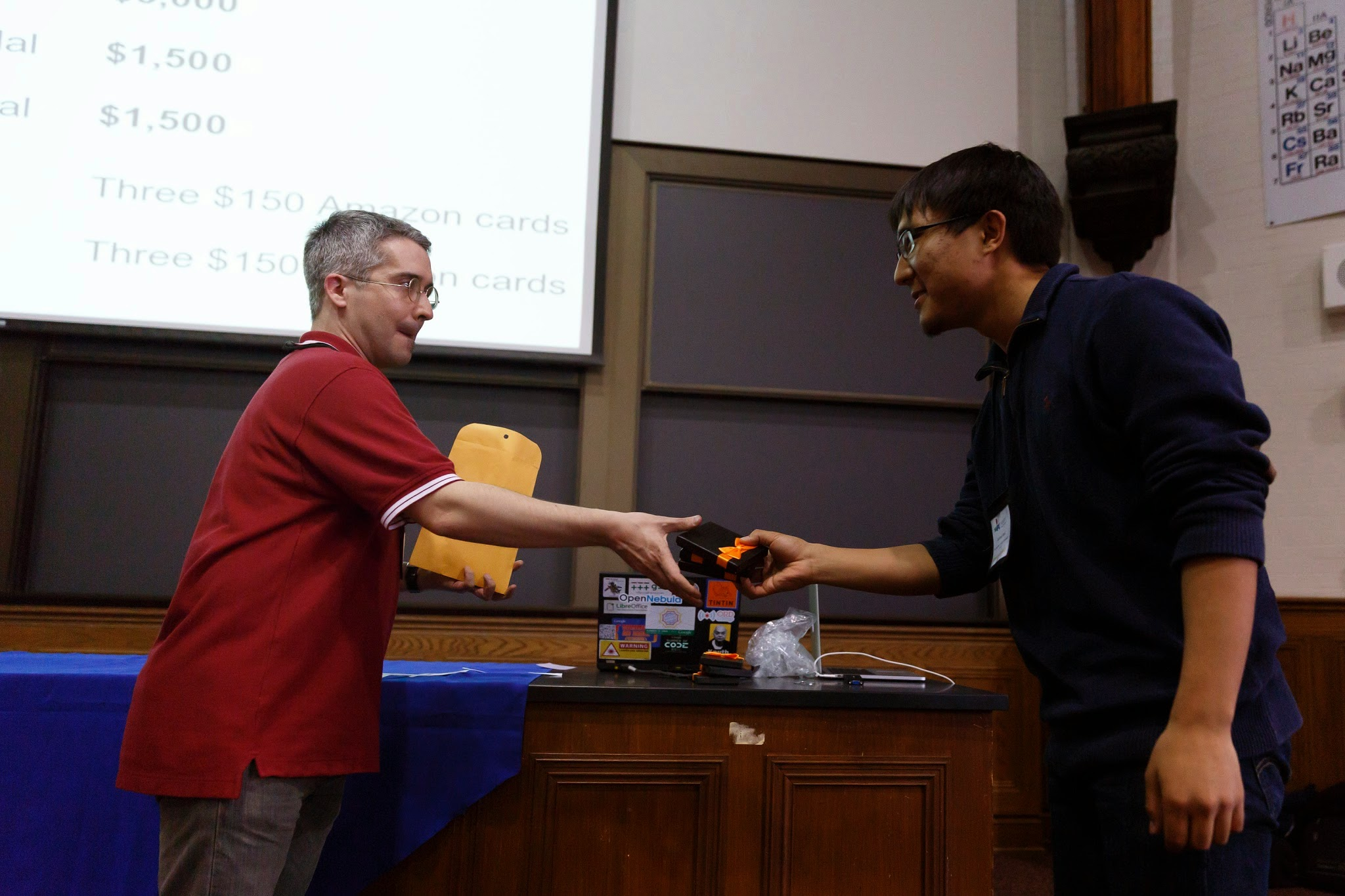 Photo: Images from the NAIPC (North American Invitational Programming Contest 2014) at the University of Chicago March 29, 2014. Photo by JasonSmith.com
