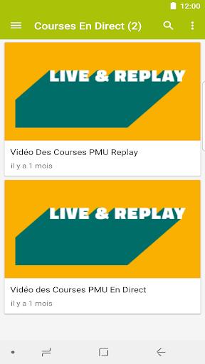 Pronostics Courses : Tiercu00e9, Quartu00e9, Quintu00e9 5.0.1 screenshots 7