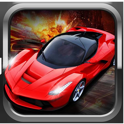 赛车游戏のReal Rivals Fast Drift Race 3D LOGO-HotApp4Game