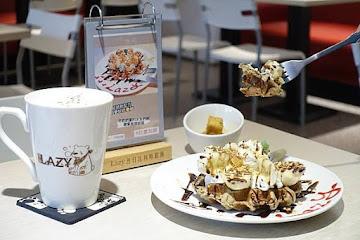 烈日LAZY比利時鬆餅caf'e