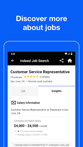 Indeed Job Search  screenshots 2