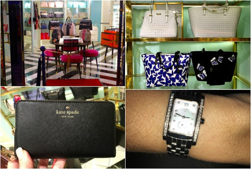 Shopping on the Oasis of the Seas – Kate Spade New York, and Regalia Jewelry Store