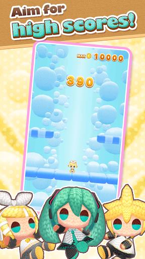 Hatsune Miku Amiguru Jump screenshot 6