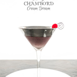 Cherry Chambord Cream Dream