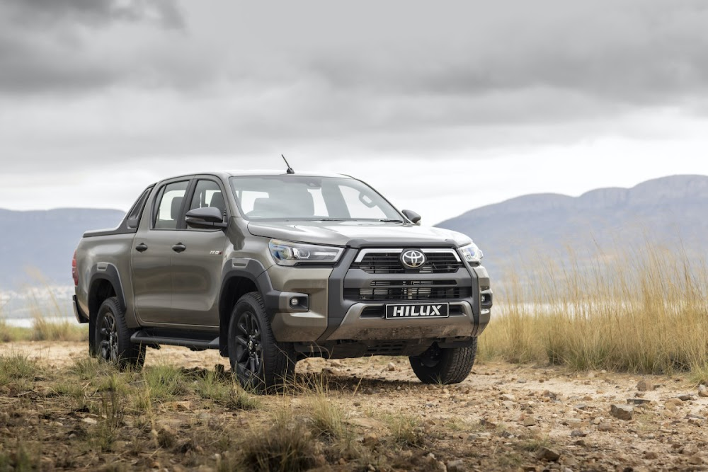 New and improved 2020 Toyota Hilux range trucks into SA