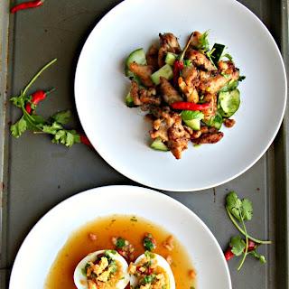 Thai-inspired Salt and Chili Chicken