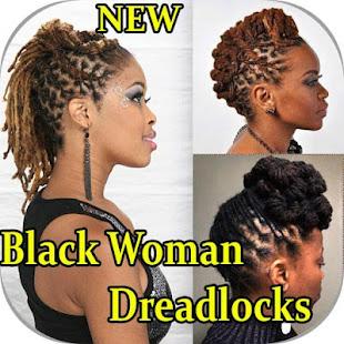 Download App Black Woman Dreadlocks Hairstyle Apk Latest Version For Pc