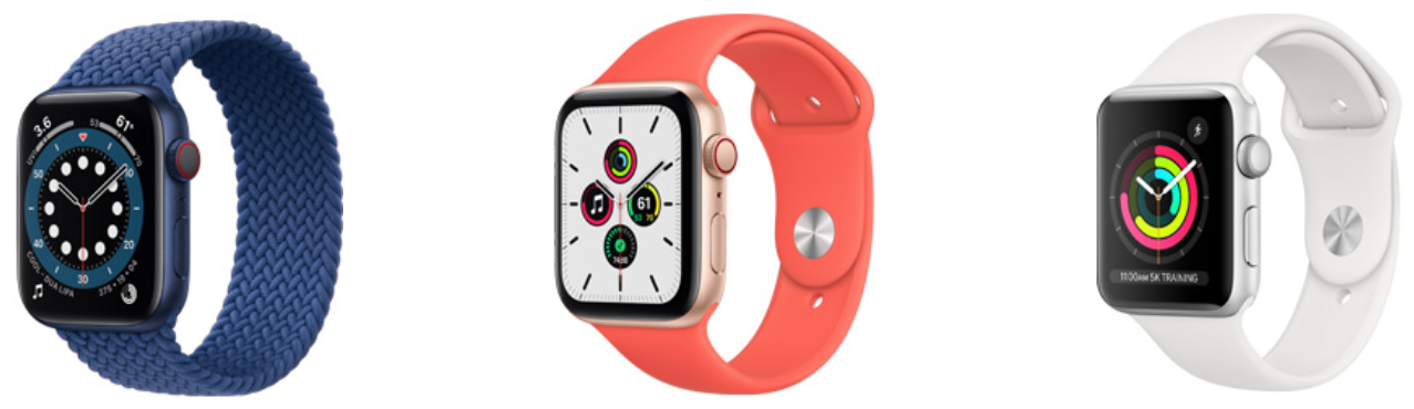 Gifts for men, Apple Watch