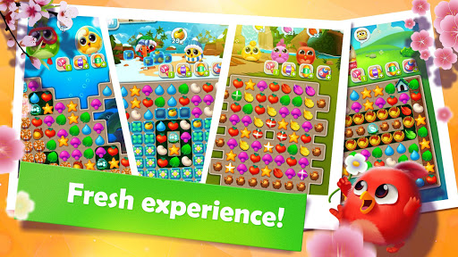 Puzzle Wings: match 3 games android2mod screenshots 6