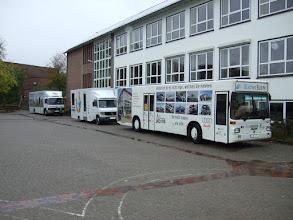 Photo: Fahrbibliothekstreffen in Eschede, 22.10.2010