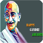 Gandhi Jayanti SMS And Images icon