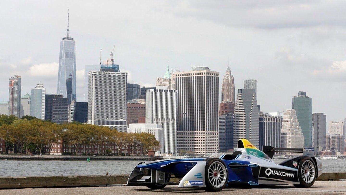 Watch Formula E: Racing for Clean Air live