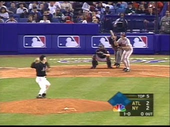 1999 NLCS, Game 5: Braves at Mets