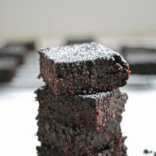Healthy Quinoa Brownies.