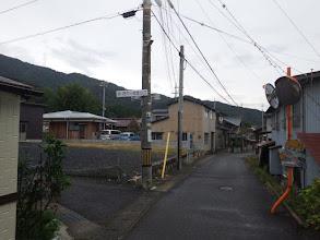 西方が岳の標識2
