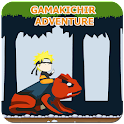 Gamakichir Adventure Frog Hero icon