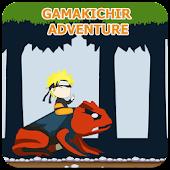 Gamakichir Adventure Frog Hero