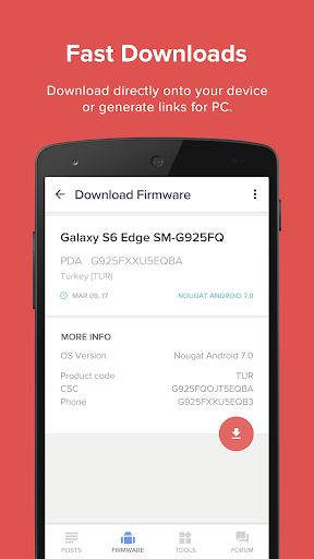 Updates for Samsung & Android Screenshot