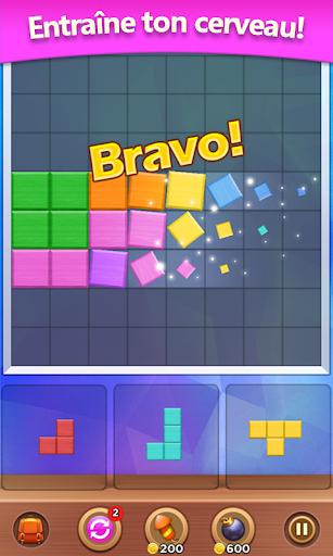 Code Triche Bloc de puzzle apk mod screenshots 3