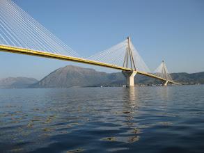Photo: Rion Bridge