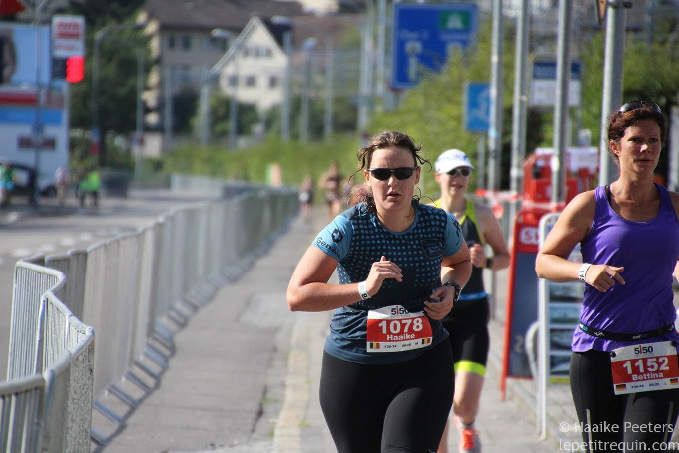 Short triathlon Zürich 2017 (Le petit requin)
