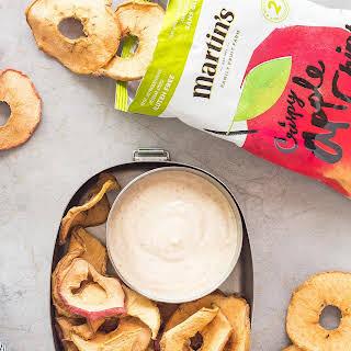 Healthy Fruit Dip with Greek Yogurt.