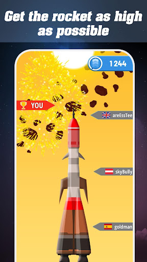 Crazy Rocket Screenshot