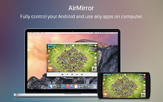 Screenshot of AirDroid: File Transfer/Manage