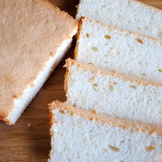 Angel Food Loaf Cake.
