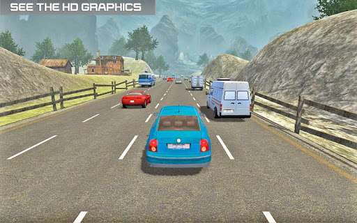ud83cudfce Crazy Car Traffic Racing: crazy car chase 3.0 screenshots 21