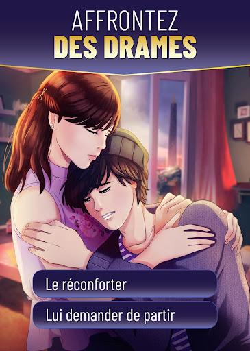 Télécharger Seduction Stories - Histoire d'amour à choix otome mod apk screenshots 5