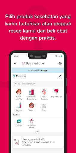 Halodoc - Doctors, Medicine & Labs 4.300 screenshots 2
