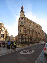 Photo: El edificio de la cúpula en cuestión.