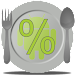 My Easy Tip Calculator Free icon