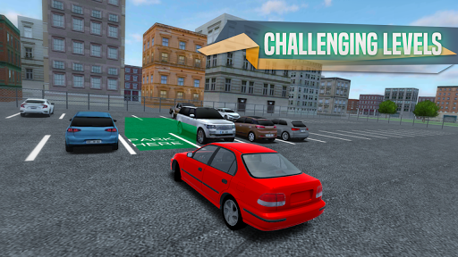 E30 Old Car Parking Simulation 2.7 screenshots 4