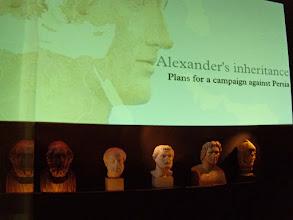 Photo: Allard Pierson Museum in Amsterdam. Exhibition Alexander's Legacy, Sep 17, 2010 till Mar 20, 2011.......... Tentoonstelling Alexanders Erfenis, van 17 sept 2010 t/m 20 maart 2011