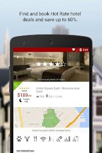 Hotwire Hotels & Car Rentals- screenshot thumbnail