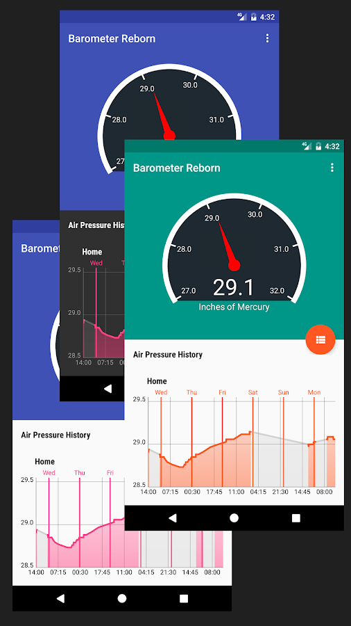 Barometer Reborn 2017- screenshot