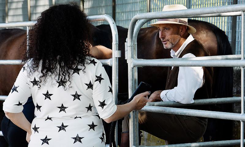 Il cowboy di Tacca