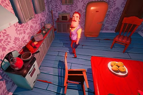 Game Hello Neighbor Hint