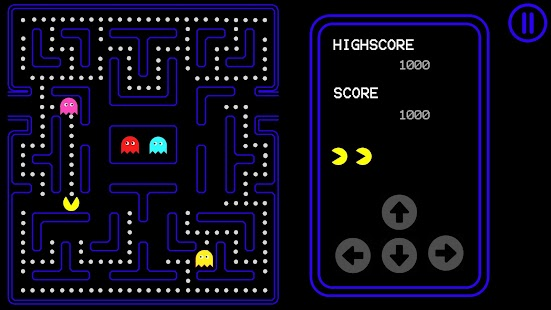 Packman Returns - Classic Packman Free Puzzle Game