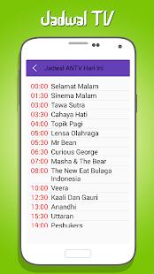 Jadwal bola dan tv apps on google play screenshot image stopboris Image collections