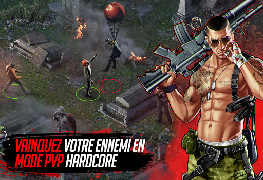 Mad Dogs: Guerres de gangs +18 Fusillades RPG  screenshots 1