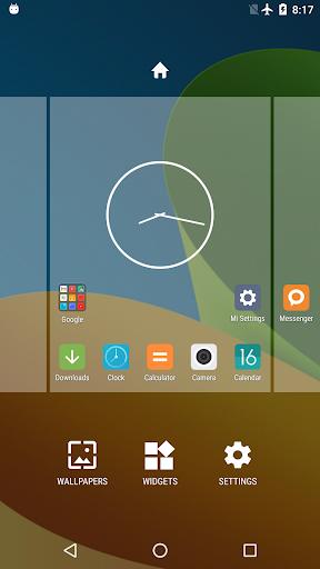 Mi Launcher 1.1.1 screenshots 3
